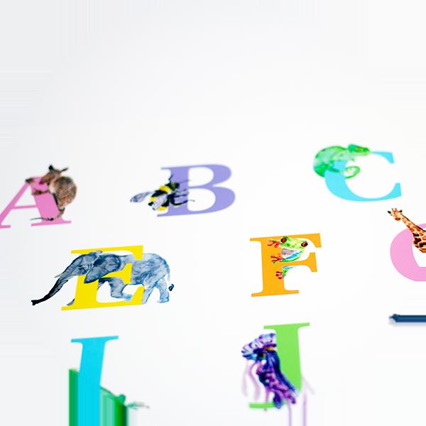A to Zoo: An Animal Alphabet